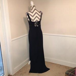 Betsy & Adam Dresses - 🎉BETSY & ADAM | velvet bodice Prom dress